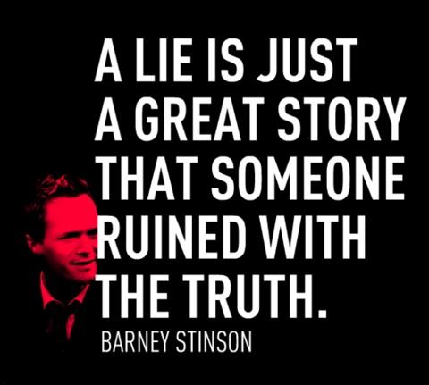 Barney Stinson, HIMYM.