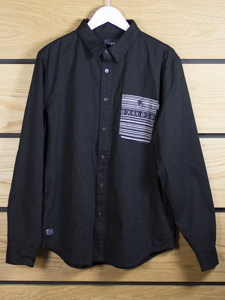 HUF HUF Guato Flannel Button Up Shirt WAS: £100 - NOW 25% OFF £75.00 (€86.25)