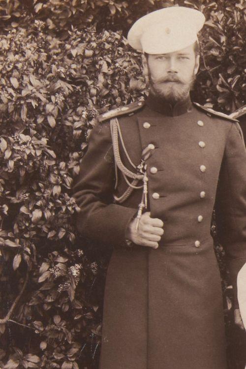 """teatimeatwinterpalace: """"Tsesarevich Nicholas Alexandrovich later Nicholas II """""""