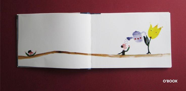 Книга Абсурда   Формат 21 x 15 см. Переплет: ручная работа Иллюстрации: Olga Yakubovskaya  Цена: 75 евро   Book of absurd Hand made book by Olga Yakubovskaya Price € 75