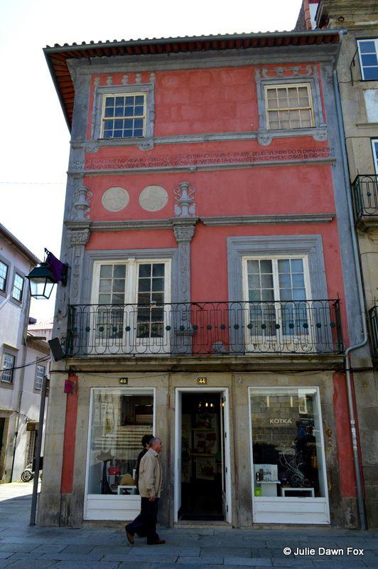 16th century house, Viana do Castelo