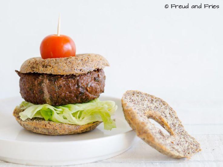 Low carb lijnzaadbroodjes | Freud and Fries