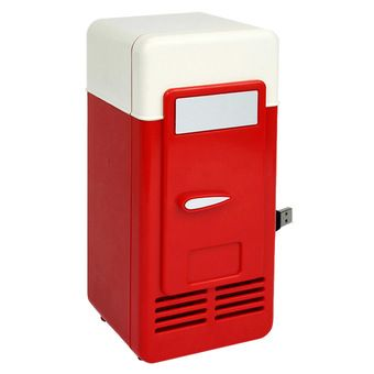 Elit ตู้เย็น ตู้เย็นพกพา USB Mini Fridge (Red) | Price: ฿649.00 | Brand: Elit | From: Home Appliances 2017 - รวมสินค้า เครื่องใช้ไฟฟ้าในบ้าน และ เครื่องใช้ไฟฟ้าในครัว ราคาพิเศษ | See info: http://www.home-appliances-2017.com/product/1408/elit-ตู้เย็น-ตู้เย็นพกพา-usb-mini-fridge-red