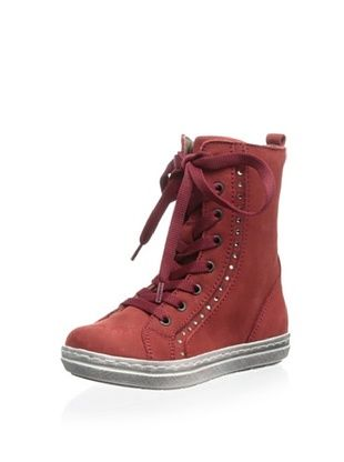 67% OFF Romagnoli Kid's Casual Casual Sneaker (Red)
