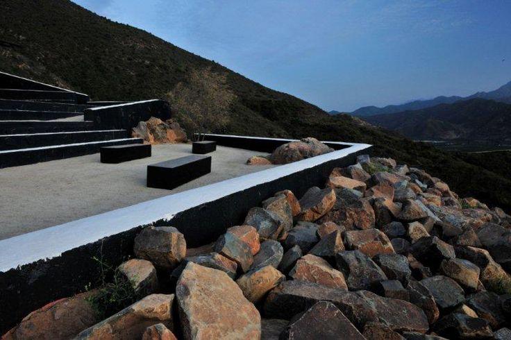 Mirador Viña Seña / Germán del Sol _SEN2476 – Plataforma Arquitectura
