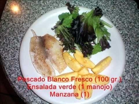 DIETA hCG EN ESPANOL: FASE 2: DIETA DE 500 CALORIAS #15