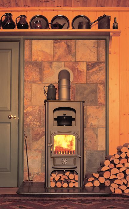 Clearview Pioneer Oven » The Fire Place