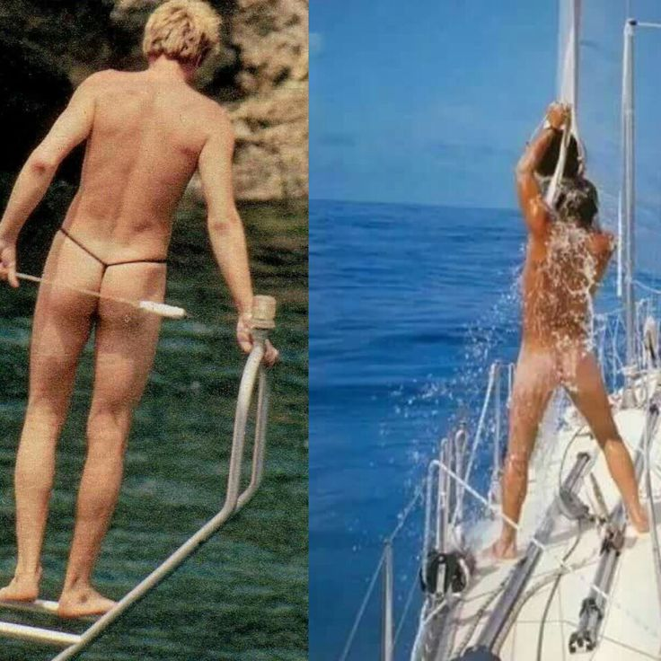simon le bon naked