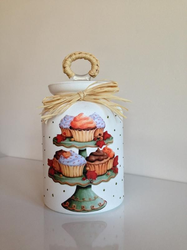 ''Cupcake'' Cam Kavanoz