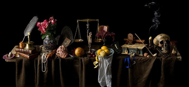 The Seven Ages of Man - Still Life, Kevin Best