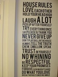 House rules - Google Search