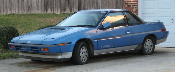 Image result for Subaru XT6