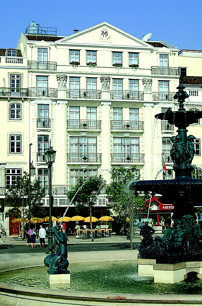 Métropole on Rossio square