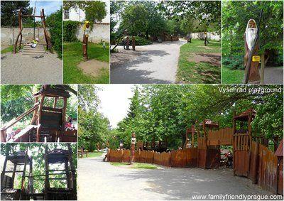Playgrounds in Prague#prague#child#family#czech#kidstravel