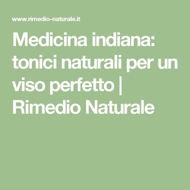 Medicina indiana: tonici naturali per un viso perfetto | Rimedio Naturale
