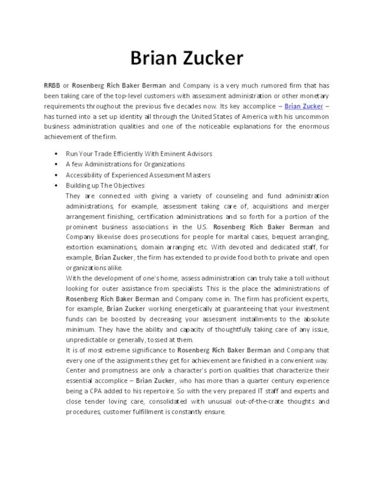 Best Brain Zucker Images On   Brain Assessment And