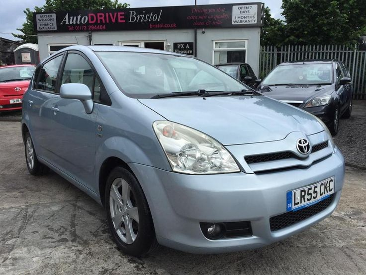 Toyota Corolla 1.6 VVT-i Colour Collection, 7 SEATER MANUAL