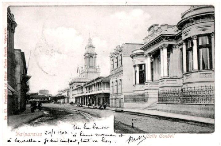 valparaiso antiguo