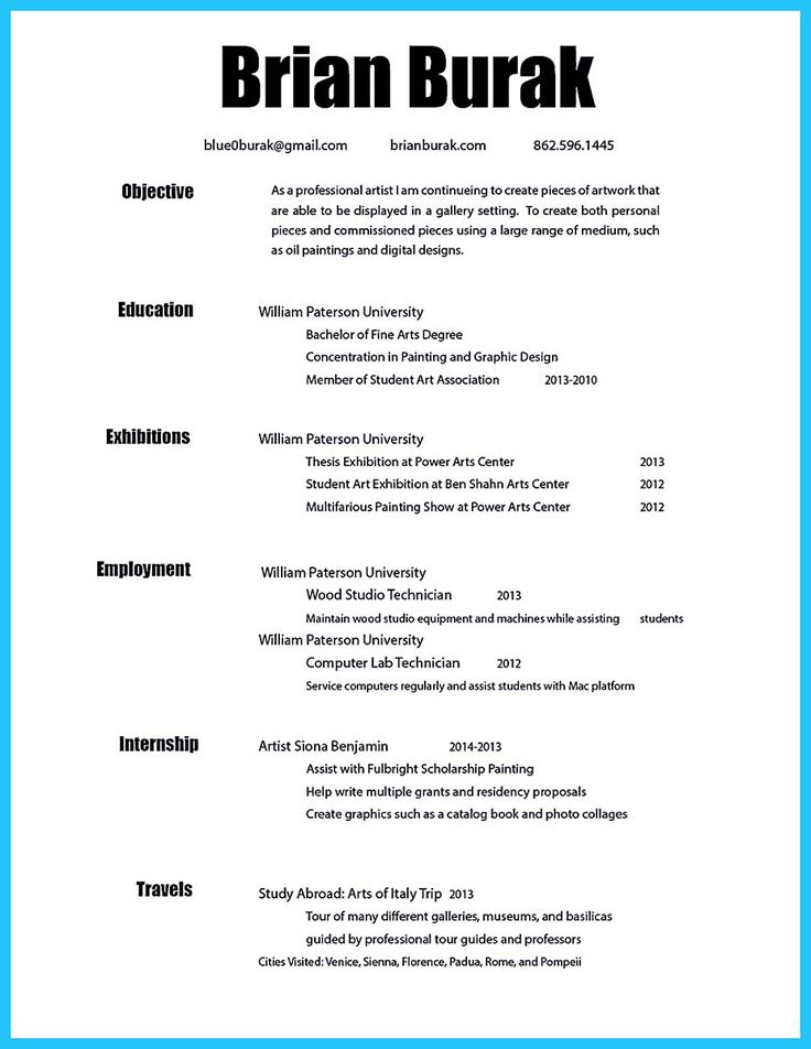 594 best Resume Samples images on Pinterest You are, Career and - want to make a resume