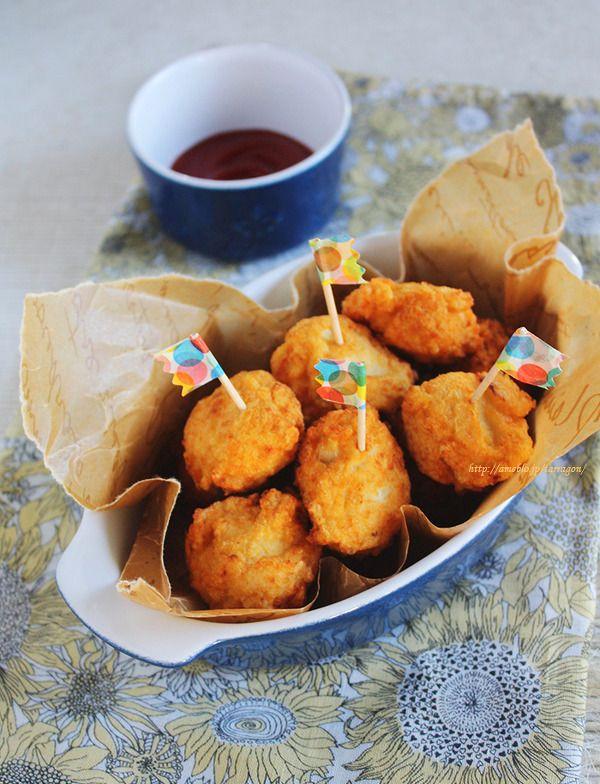 冷めてもおいしいマヨナゲット by タラゴン (奥津純子) | レシピサイト「Nadia | ナディア」プロの料理を無料で検索