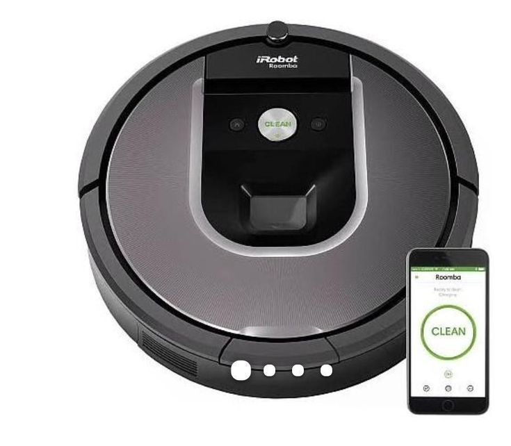 Robot Roomba Remote Control From Your Android Phone Scheduled Via Http Www Tailwindapp Com Utm Source Pinterest Utm Mediu Irobot Roomba Irobot Roomba Vacuum