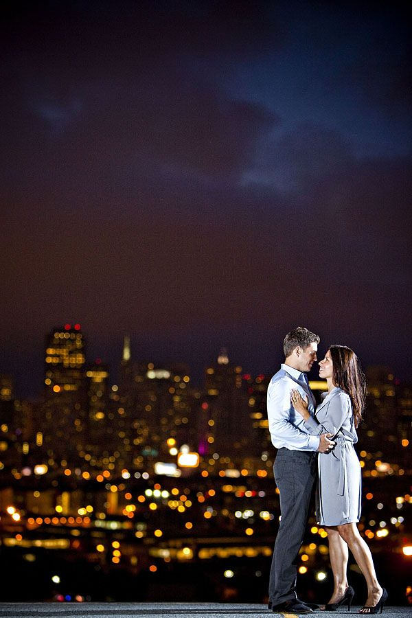 San Francisco Engagement Shoot - Inspired By This