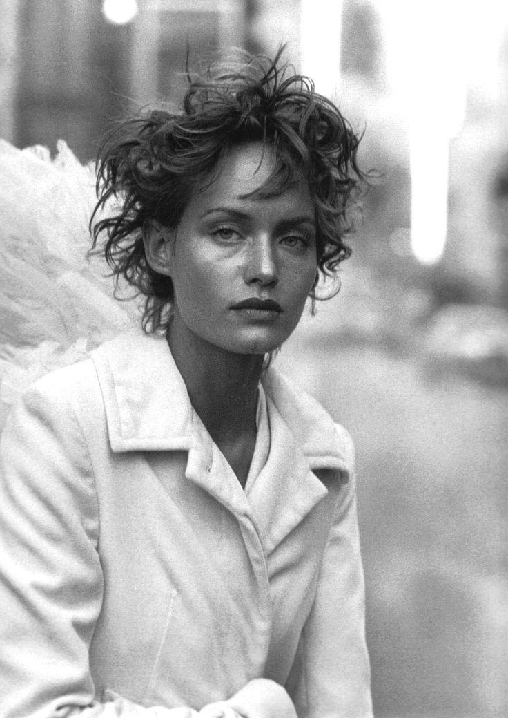 "Amber Valetta | Peter Lindbergh | Harper's Bazaar 1993 | ""City of Angels"""