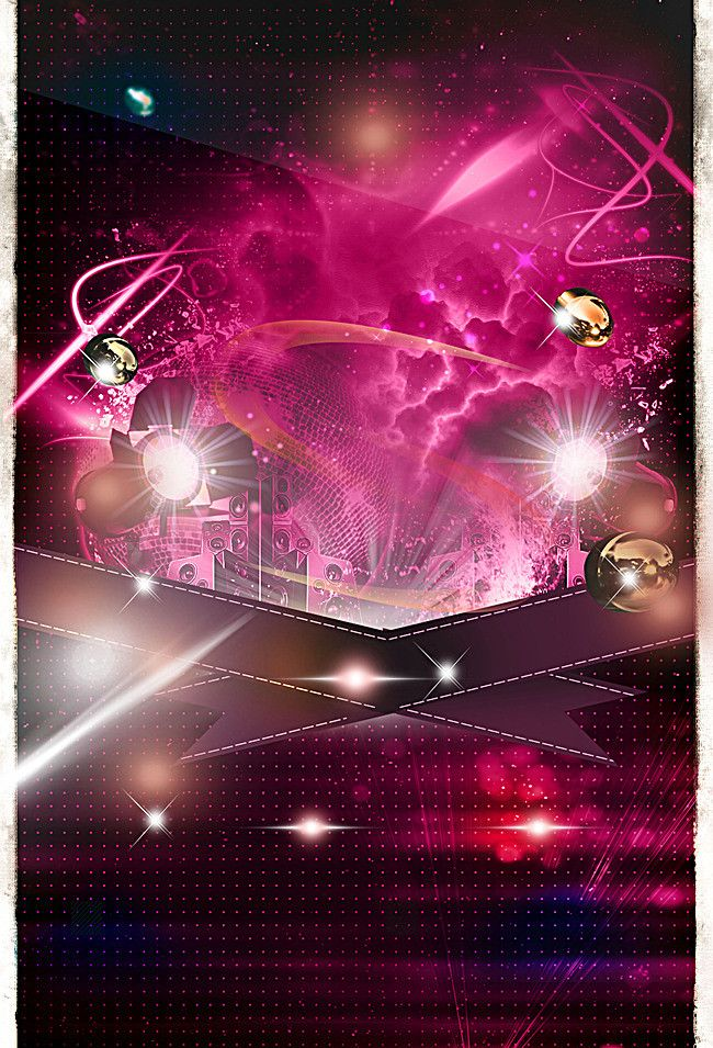 music flyer psd free download