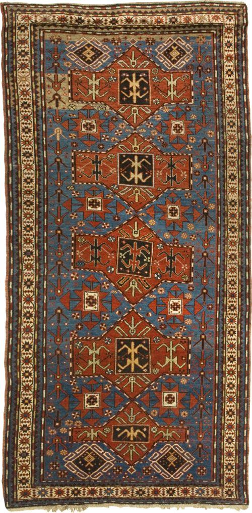 "Rug ""Tavush'' - Armenian Carpets Size 290x145 Origin: Gegharkuniq-Sodq"