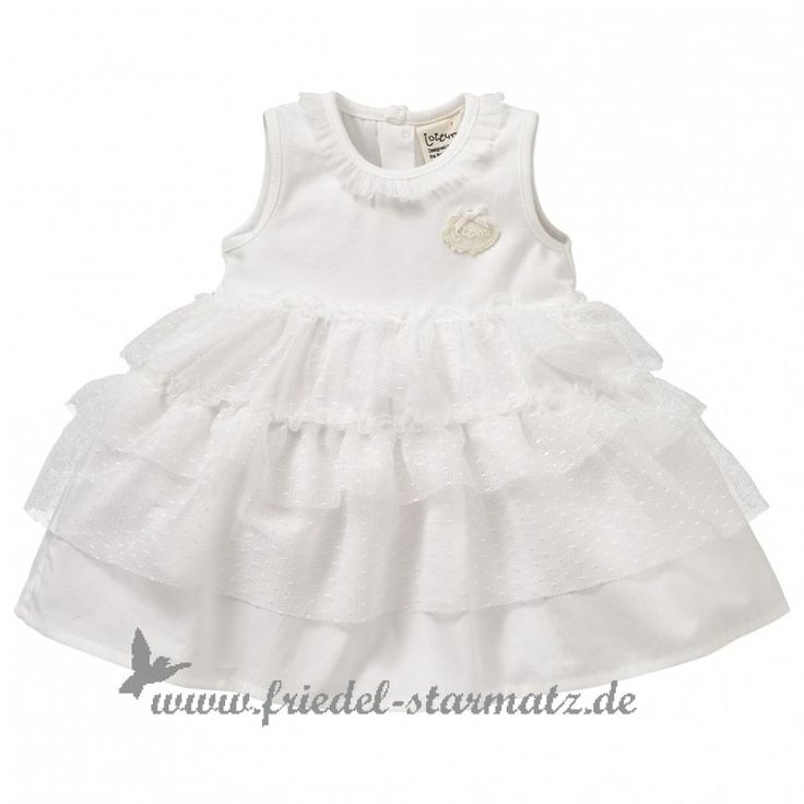 Jottum - Baby Kleid mit Spitze SAN DIEGO, festlich l Off...