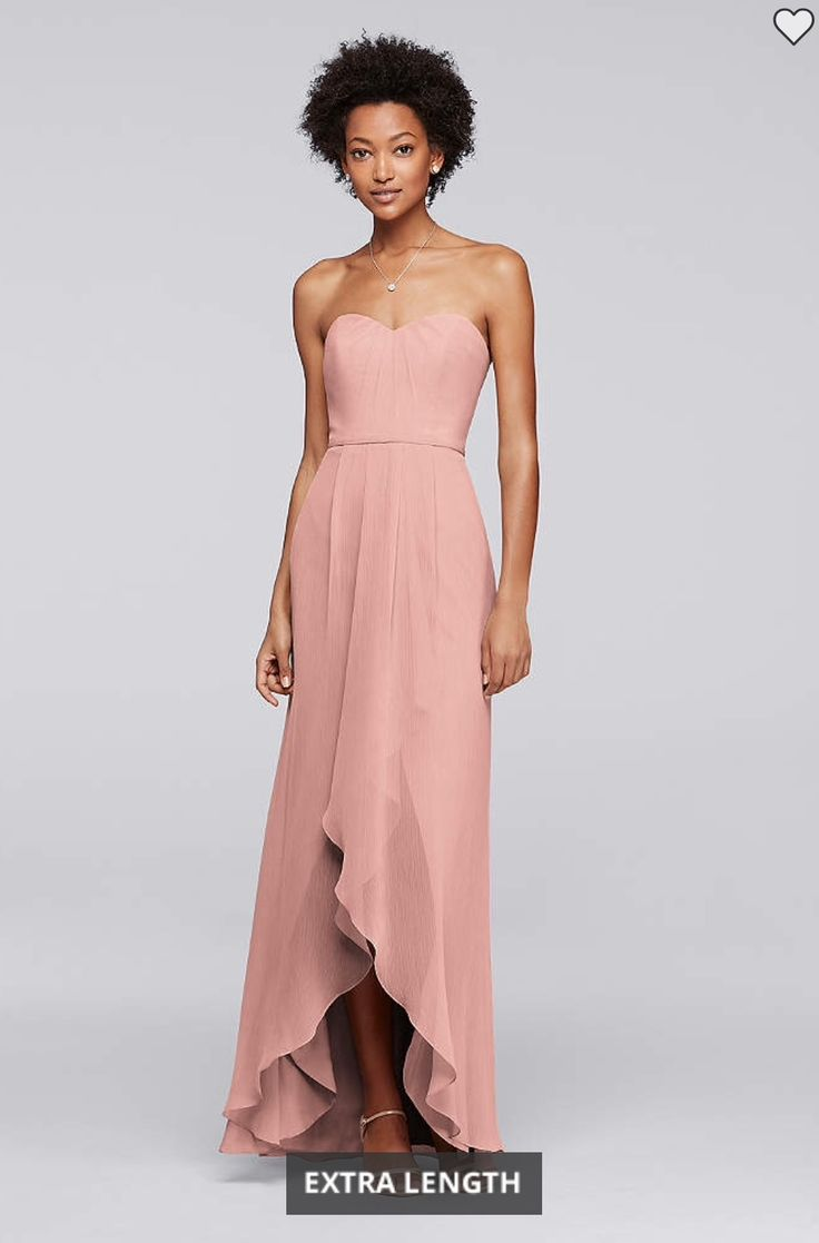 24 best Davids Bridesmaid Dresses images on Pinterest | Full length ...