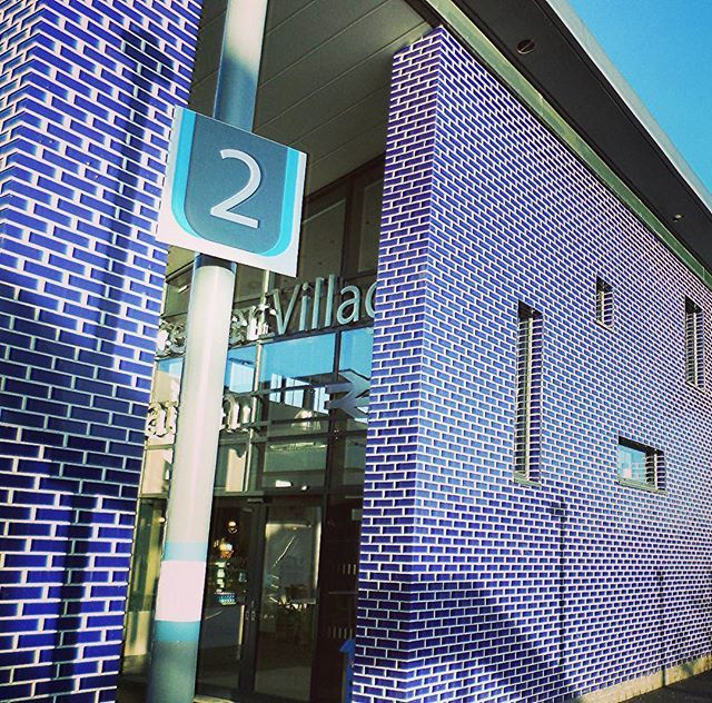 External wall insulation finishes, ceramic tiles, facade design.@cjct @facadesystems