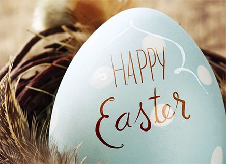 Happy Easter my dear followers! (To whom it may appply ;) )