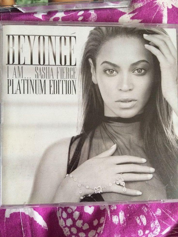 Beyonce I Am... Sasha Fierce Platinum Edition CD + DVD set | eBay