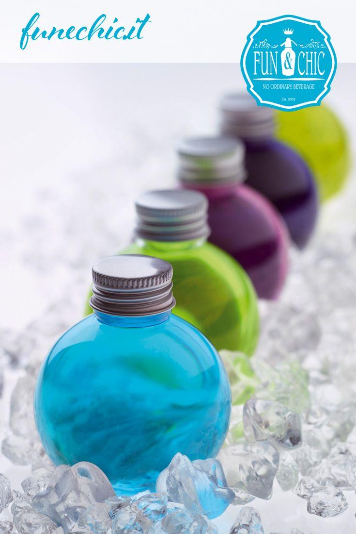 Fun & Chic - No ordinary beverage Bubbles drink