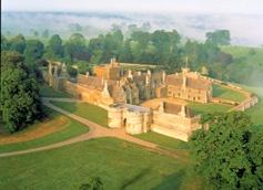Rockingham Castle, Market Harborough, Northamptonshire