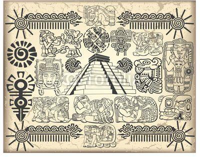 Maya set