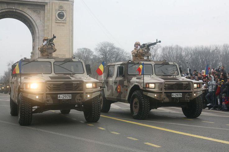 URO VAMTAC Military Parade on December the 1st 2009.jpg