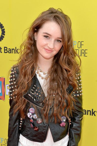 Kaitlyn Dever - P.S. Arts Express Yourself 2013