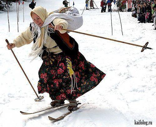 """Malanka', W Ukraine (love this lady! Woosh!)"