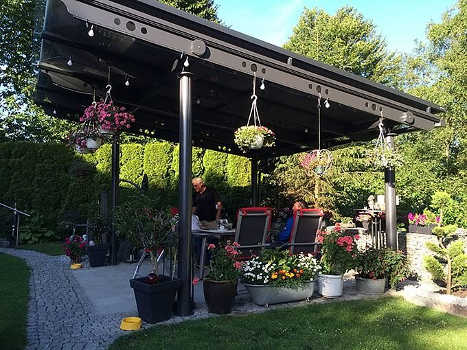 die besten 25 alu carport ideen auf pinterest gartenzaun alu alu haust ren und alu zaun. Black Bedroom Furniture Sets. Home Design Ideas