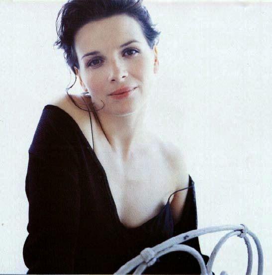 Juliette Binoche - so beautiful  ``VM Creation`` Atelier