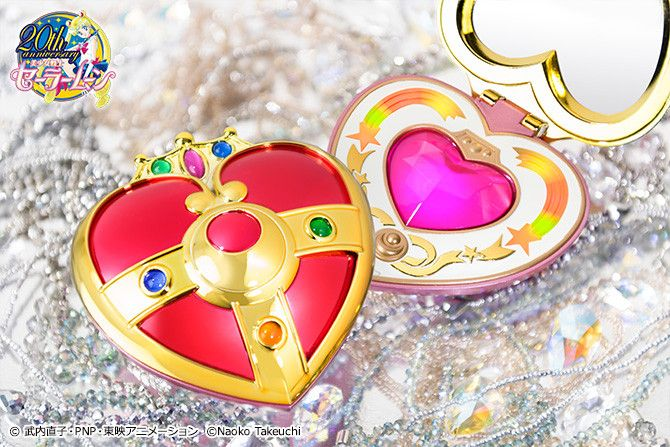 """sailor moon"" ""sailor moon toys"" ""sailor moon merchandise"" ""sailor moon compact"" ""cosmic heart"" proplica toy anime japan shop 2016 ""sailor moon locket"