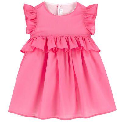 Il Gufo - Платье из легкой хлопковой ткани - 206653