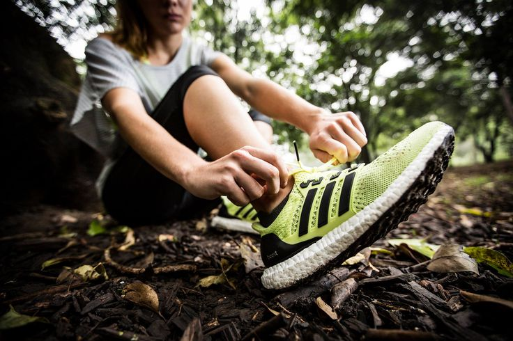 Enfócate y visualiza el camino, incluso antes de entrar en acción. Conoce #ultraboost