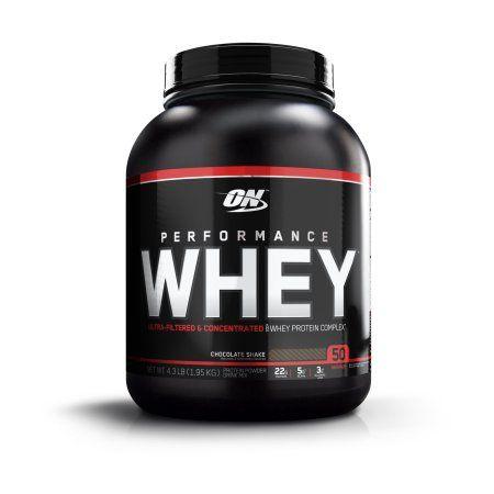 Optimum Nutrition Performance Whey Protein Powder Chocolate 22g