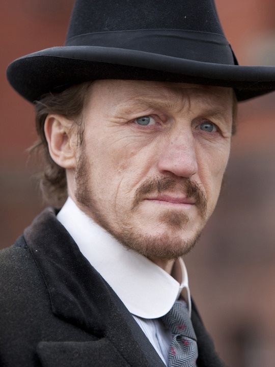 Having seen Jerome Flynn in Ripper Street, I'd love to have him as Trooper George