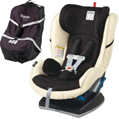 Peg Perego Primo Viaggio Convertible Car Seat Paloma With Travel Bag