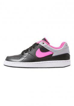 Nike Sportswear - PRIORITY - Zapatillas - black/pink pow/wolf grey