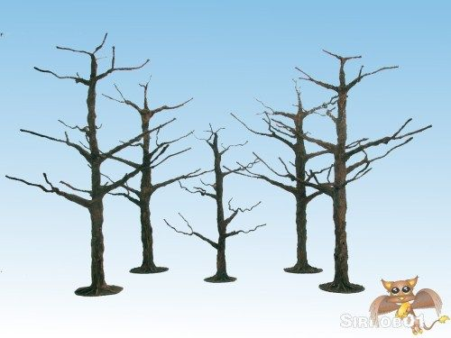 how to make wire trees